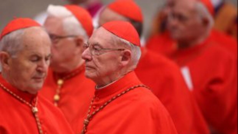 Un total de 117 cardenales elegirán al nuevo Papa durante el Cónclave qu...