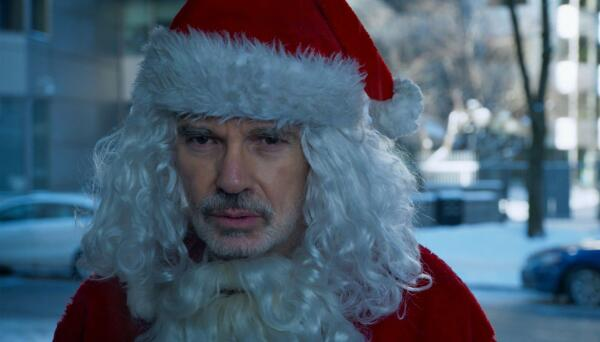 Billy Bob Thornton vuelve como 'Bad Santa 2'