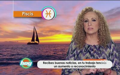 Mizada Piscis 13 de octubre de 2016