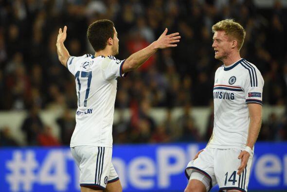 El empate le daba nuevas fuerzas a los futbolistas de Mourinho.