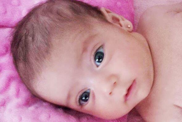 ¿Ya saben de quién es esta bebé?