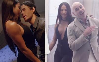 Pitbull y Enrique