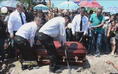 El último adiós a Luis Fernando Muñoz, integrante de los Recoditos