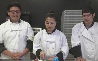 'Cocinando el cambio' en ocho escuelas del distrito escolar de Dallas
