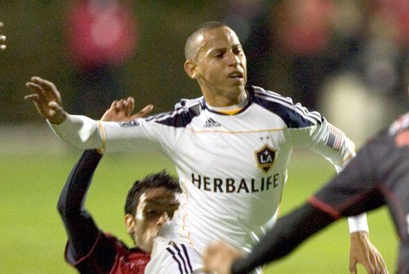 Paolo Cardozo es uruguayo y fue elegido en el Superdraft por Los Angeles...