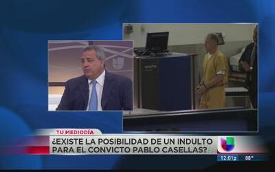 ¿Cuán real es que un gobernante indulte a Pablo Casellas Toro?