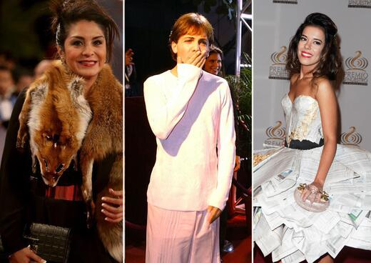 Fashion disasters de Premio Lo Nuestro
