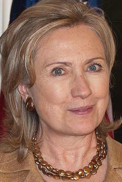 Otra que hizo una remontada espectacular fue Hillary Clinton, que pasó d...