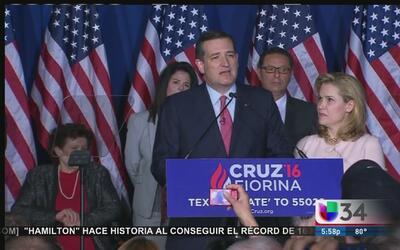 Ted Cruz se retira de la contienda republicana