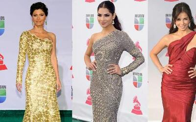 Fashionómetro rumbo a Latin GRAMMY: ¿Cómo queremos ver a Chiqui, Alejand...