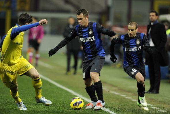 'Fantantonio' mostró su clase en la victoria del Inter de Milán ante el...
