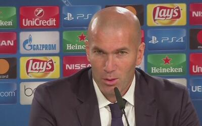"""Zinedine Zidane: """"Hemos intentado todo para ser primeros y no pudimos"""""""