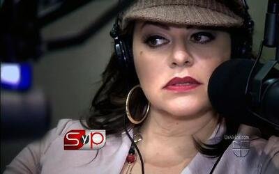 Jenni Rivera con su familia destruida por el escandalo