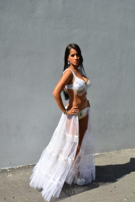 Otra de estas bellezas es nada más y nada menos que Francina Jiménez.