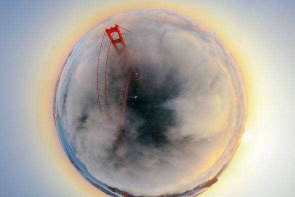 Las ciudades más importantes del mundo, en este caso San Francisc...