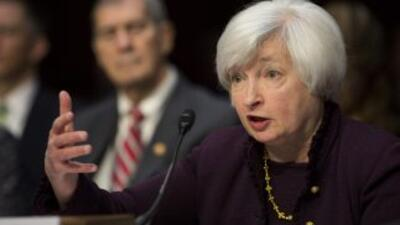 Janet Yellen habló de su perspectiva para el segundo trimestre.