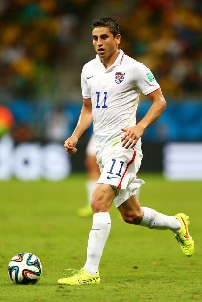 Por lo que Klinsmann le vuelve a dar la oportunidad y en un futuro puede...