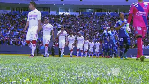 Toluca vence 2-0 a Puebla y jugará semifinales de Copa ante Querétaro