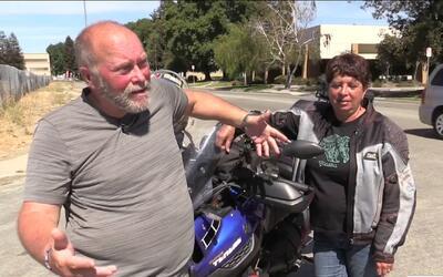 Velocidad sin límites: la historia de dos adultos mayores que decidieron...