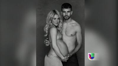 Nace hijo de Piqué y Shakira en Barcelona