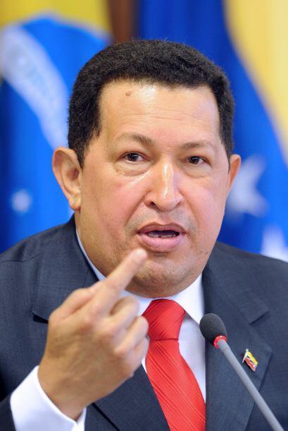 4 de marzo 2012 El líder venezolano confirmó que en la operación le fue...