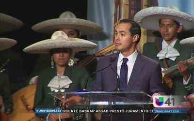Julián Castro se va de San Antonio con un sentimiento agridulce