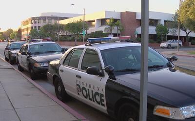 Pasadena cancela un acuerdo de colaboración entre su Policía y agentes d...