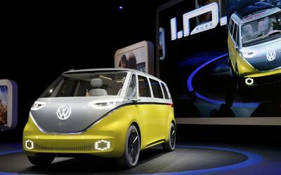 Vehículos sin conductor, la gran novedad en el Auto Show de Detroit
