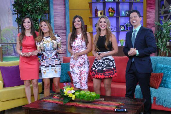 La presentadora de Nuestra Belleza Latina nos compartió sus secretos par...