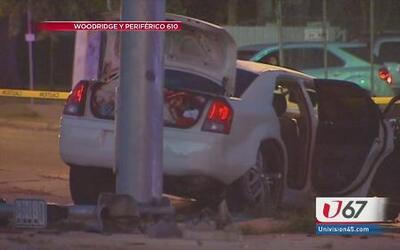 4 muertos dejan 2 accidentes por separado. Responsables se dieron a la f...