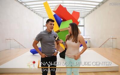 Otra Onda: Nasher Sculpture Center y Belanova
