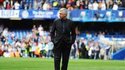 El estratega italiano dijo que su prioridad es la Premier League.