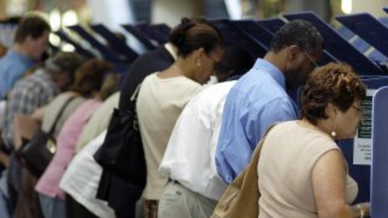 Existen 24 millones de latinos elegibles para votar, sin embargo, se esp...