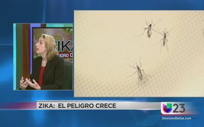 Aclare dudas sobre el virus Zika