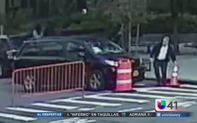 Buscan a conductor que arrolló a una mujer en Manhattan