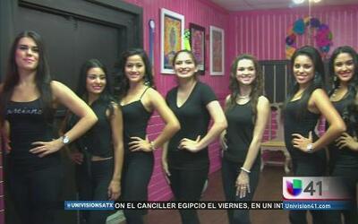 Estas jóvenes quieren la corona de Miss Latina San Antonio