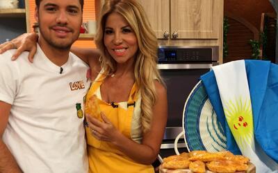 Celebrando la Independencia de Argentina con empanadas al estilo de Roxa...