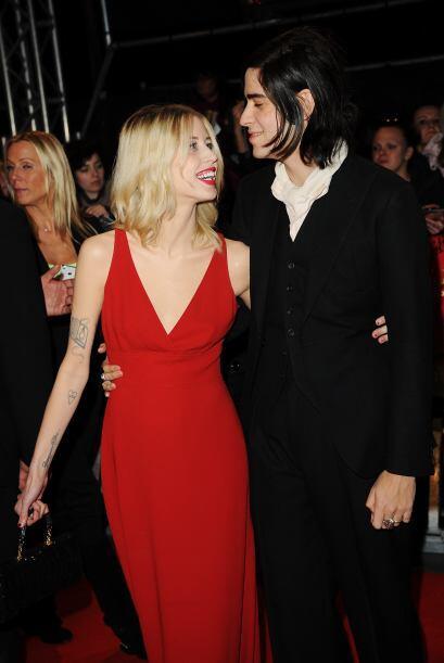 Después de un matrimonio fallido, Peaches Geldof encontró el amor y la e...