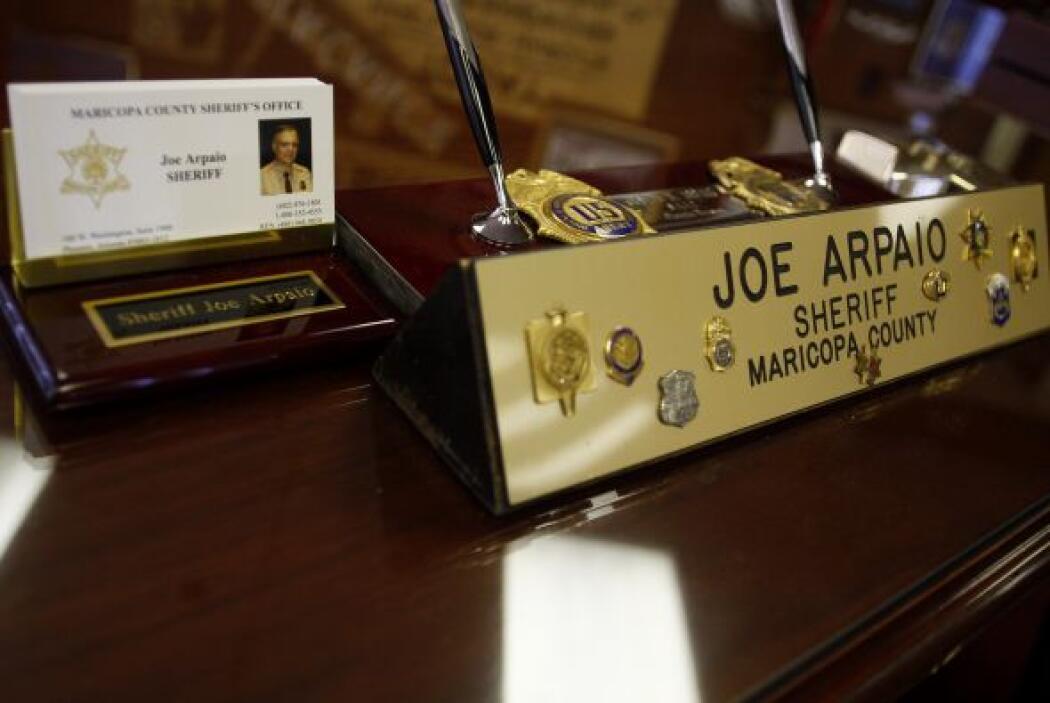 El Departamento de Justicia entabló una demanda contra el estado de Ariz...