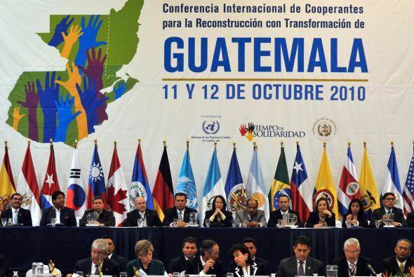 La reunión de los representantes de las naciones tiene la finalid...