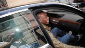 Mario Balotelli, el futbolista de origen ghanés nacionalizado ita...