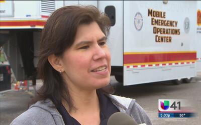 Autoridades del condado de Bexar ofrecen ayuda a los afectados tras el p...