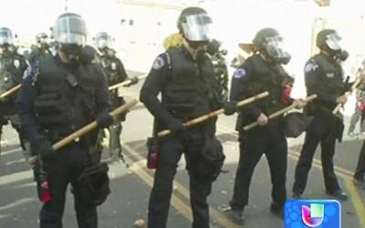 Protestas en Nuevo México por la violencia policial