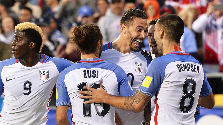 Estados Unidos será el anfitrión del torneo y espera iniciar con el pie...