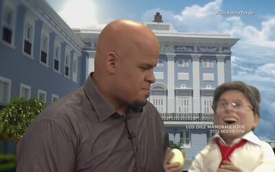 """""""El huevo mío del país es mejor"""", dice 'El Gobe'"""