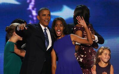 Malia Obama estudiará en Harvard, donde sus padres recibieron títulos de...