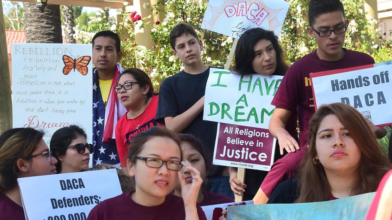Por ahora los dreamers están a salvo pero su futuro sigue siendo incierto