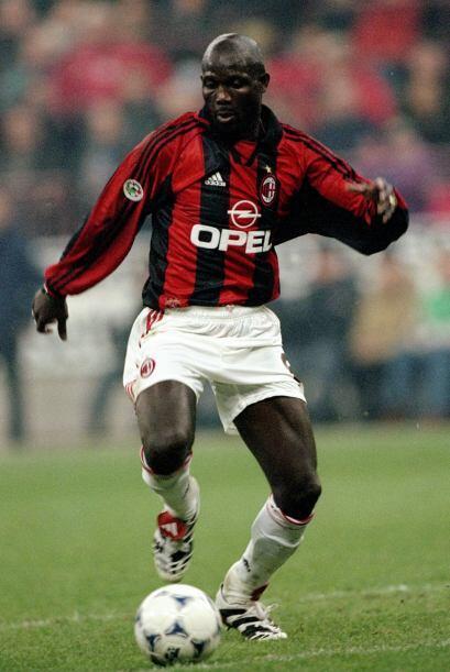 El ganador del balón de oro en 1995, disputó en 1992 la Champions League...