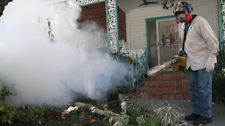 ¿Qué medidas debes tomar en Florida para evitar el contagio de zika?