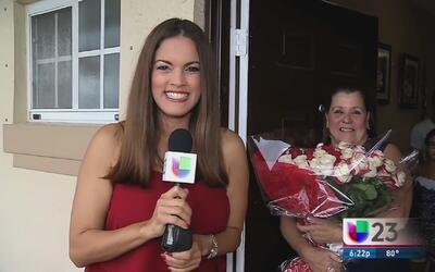 """¡Univision 23 y """"Despertar contigo"""" te ayuda a sorprender a tus seres qu..."""